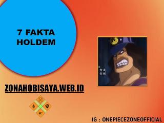 Fakta Holdem One Piece