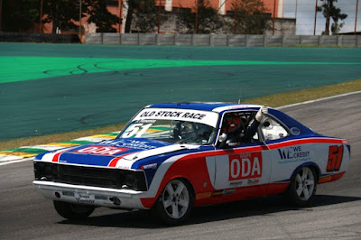 Pedro Pimenta é o líder da terceira temporada da Old Stock Race