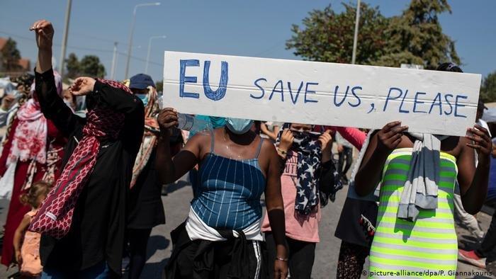 Allemagne : des maires donnent de la voix pour l'accueil des migrants de Lesbos «ils n'ont pas assez de violeurs...!?»