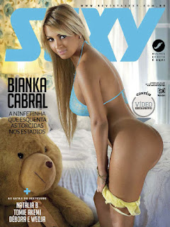 Revista Sexy Brasil – Enero 2017 PDF Digital + Video HD