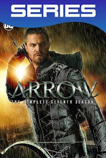 Arrow Temporada 7 Completa HD 1080p Latino