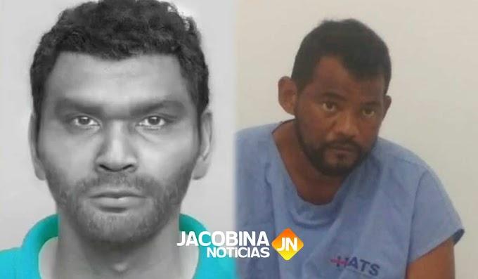 Homem foge de hospital de Jacobina após ser reconhecido como suspeito do caso Beatriz