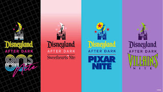 Disneyland After Hours 2020 Lineup Announcement