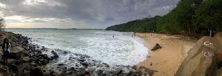 Galle,jungle beach,natural beach,southern Srilanka