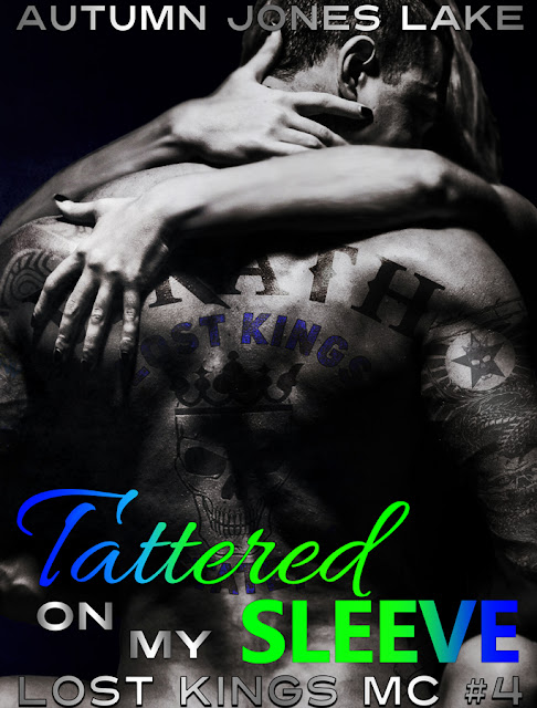 TATTERED ON MY SLEEVE by Autumn Jones Lake (Release Blitz) @givemebooksblog & @AutumnJLake