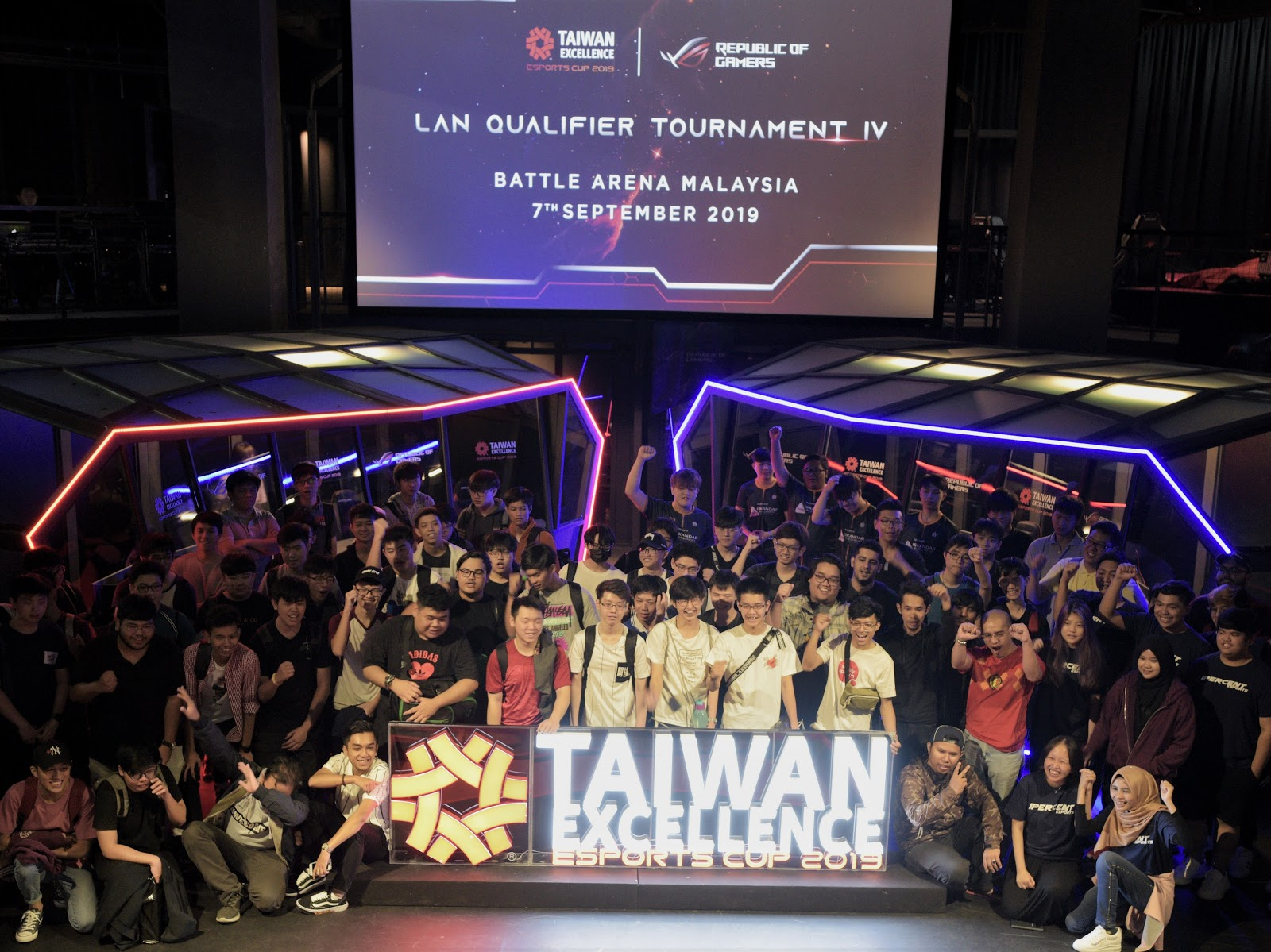 Taiwan Excellence Esports Cup 2019