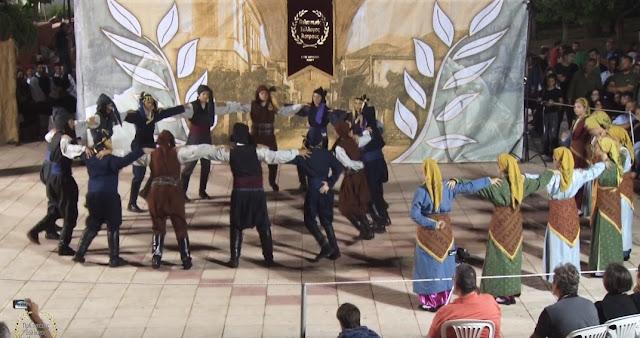 '' Χορεύοντας από το χθες στο σήμερα '' με τον Πολιτιστικό Σύλλογο Άστρους