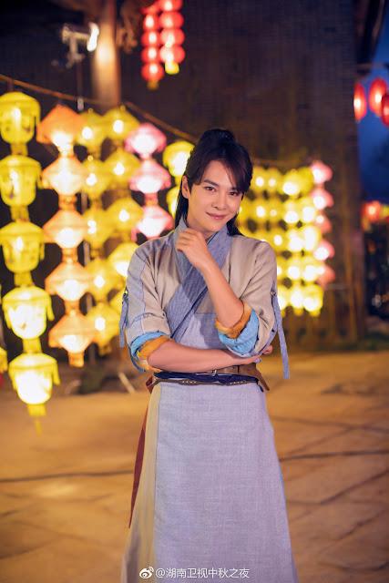 Four Great Scholars Hunan TV Mid-Autumn Joe Xu Haiqiao