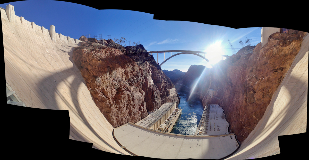 Tales of the Flowers: Hoover Dam