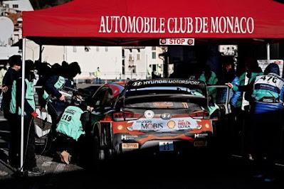 WRC Monaco