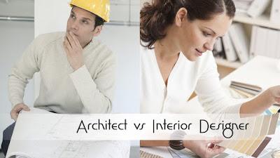 Apa Bedanya Arsitek dan Desainer Interior?