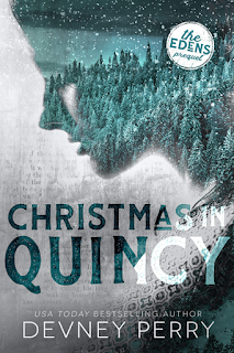 Book Review: Christmas in Quincy (The Edens #0.5) by Devney Perry | About That Story