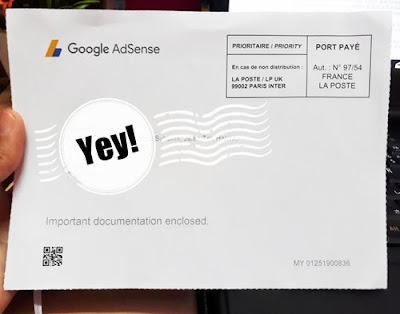 Nombor Pin Google Adsense Penting Ke?