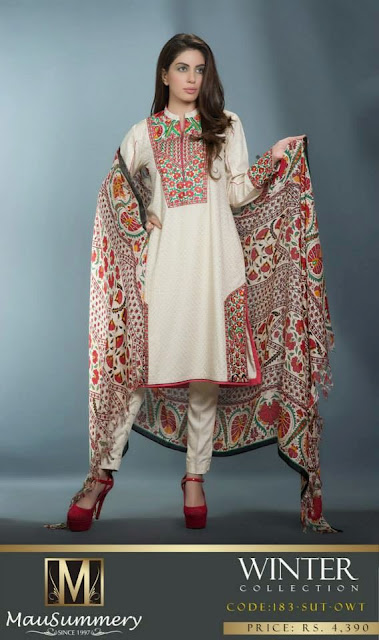 Latest Winter Collection 2014