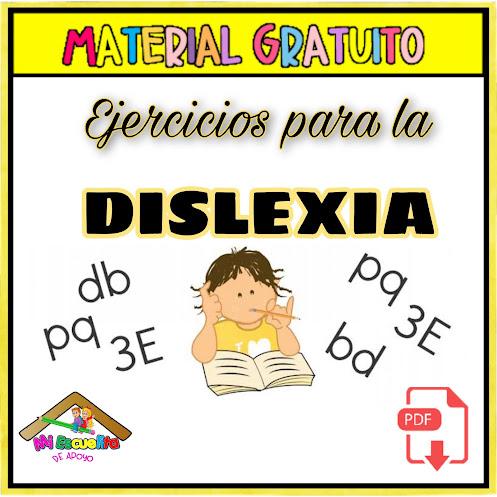 ejercicios para niños disléxicos