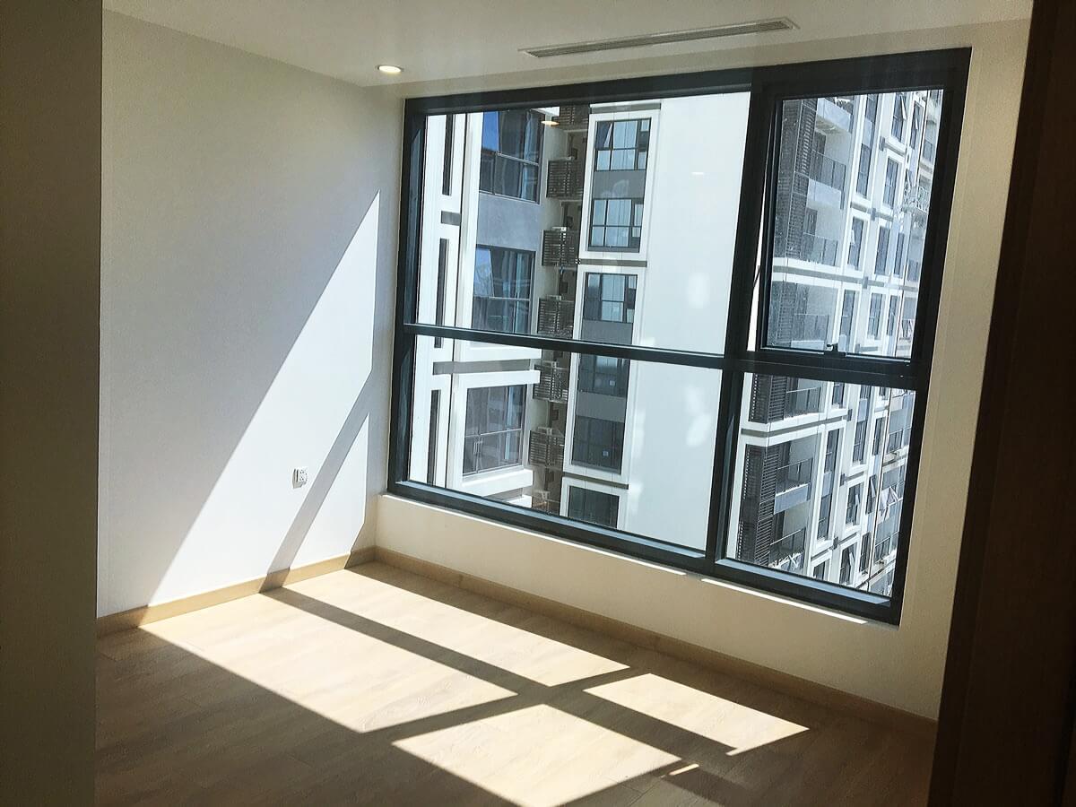 Thiết kế căn hộ thoáng đãng tại Hinode City