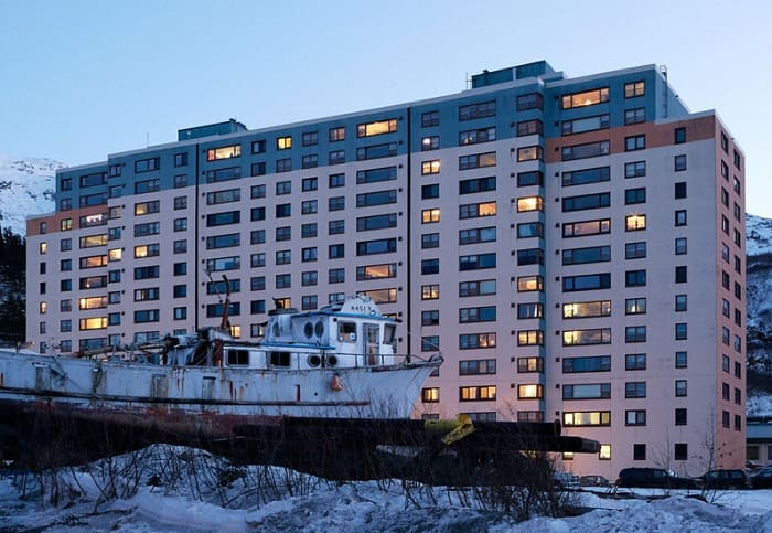 Whittier, Alaska - The Town Under One Roof
