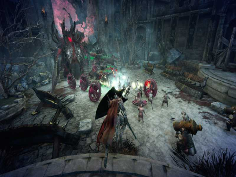 Download Hell Warders Free Full Game For PC