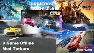 9 Game APK MOD Offline Unlimited Money Terbaru 2019