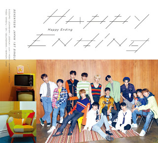 SEVENTEEN-comeback-single-japon