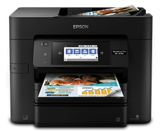 Epson WorkForce Pro WF-4740 Driver Download - Windows, Mac