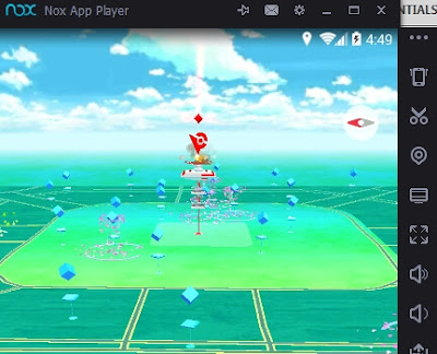 Cara Main Pokemon Go di Laptop
