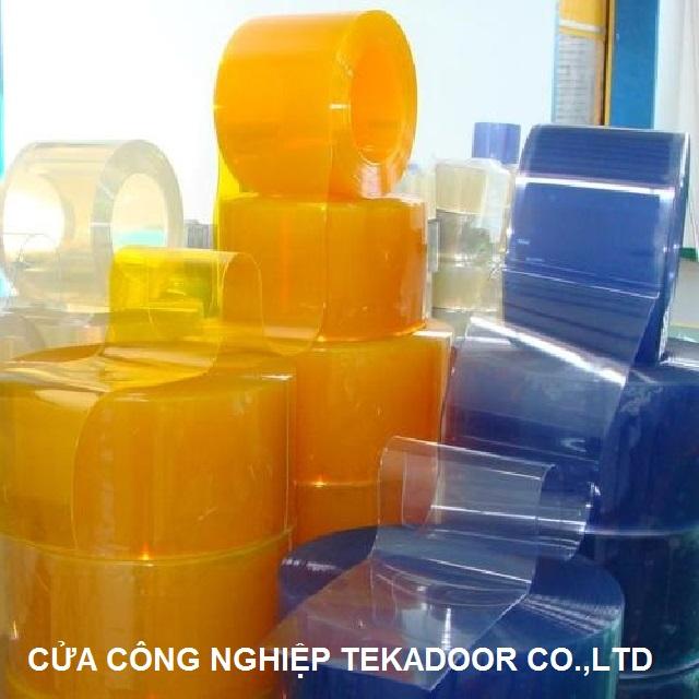 màn nhựa pvc