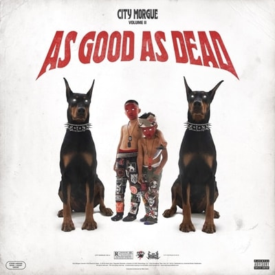 City Morgue, ZillaKami & SosMula - City Morgue Vol 2 As Good As Dead (2019) - Album Download, Itunes Cover, Official Cover, Album CD Cover Art, Tracklist, 320KBPS, Zip album