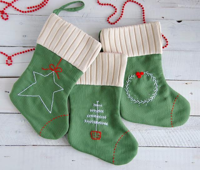 носок для подарков купить