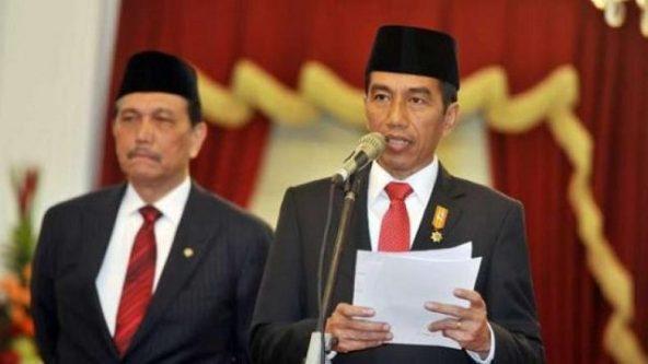 Perseteruan Amien Vs Luhut Jadi Bukti Jokowi Doyan Buang Badan
