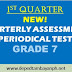 NEW! 1st Periodical Test  for Grade 7, SY 2019-2020
