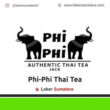 Lowongan Kerja Pekanbaru: Phi Phi Thai Tea April 2021