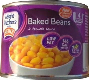 Heinz Baked Beans Cake
