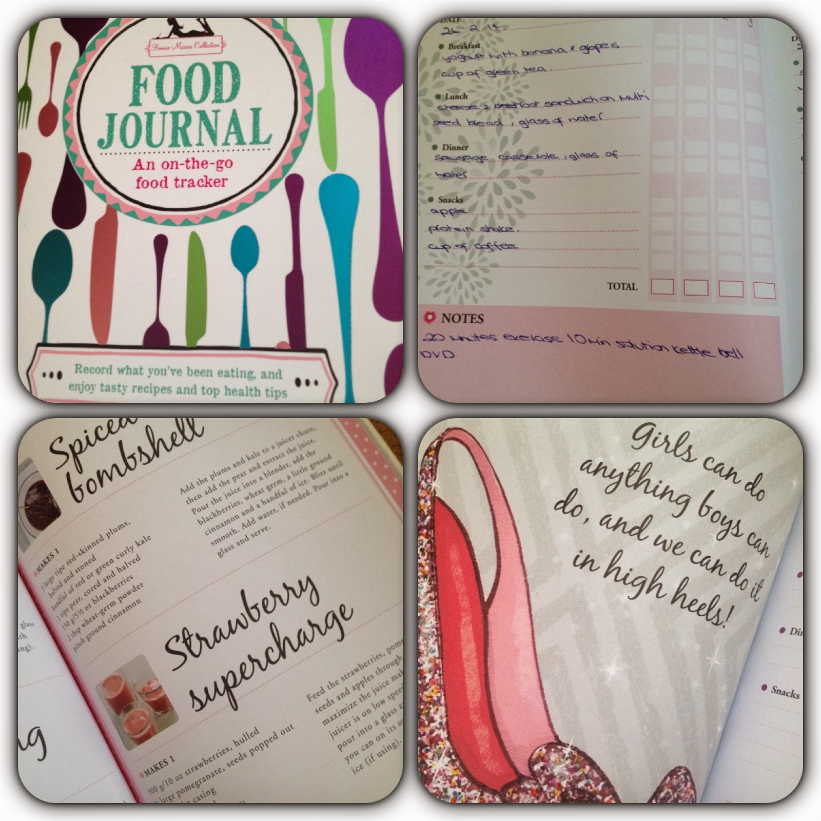 Bonnie marcus food journal
