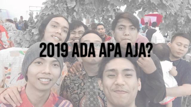 Artikel Terakhir Tahun 2019 - Melihat Apa Yang Terjadi Selama Tahun Ini...