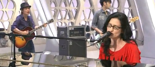 Angela Aki - Kokuhaku @ Music station | Live performance
