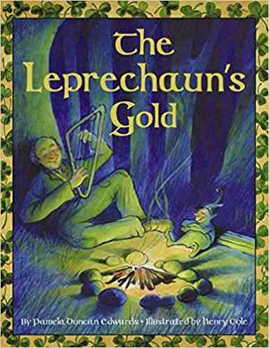 The Leprechaun's Gold  the night before st. patrick's day