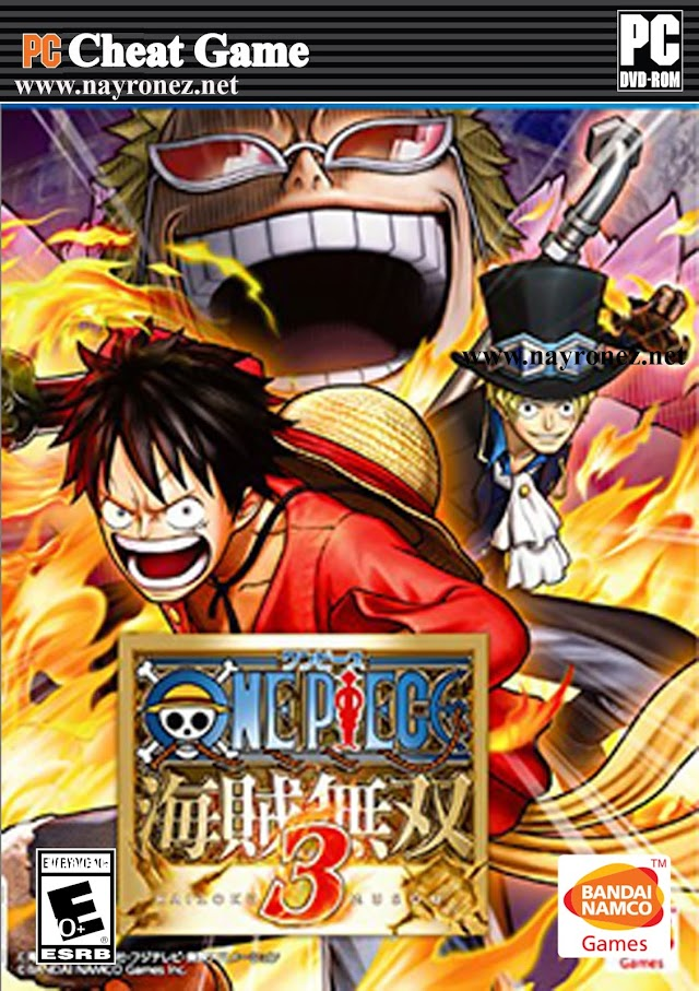 Download Trainer One Piece Pirate Warriors 3 v1.0 Plus 18