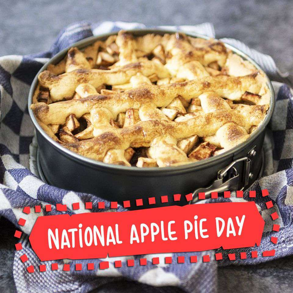 National Apple Pie Day Wishes
