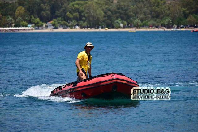 Ο Δήμος Επιδαύρου προσλαμβάνει ναυαγοσώστη