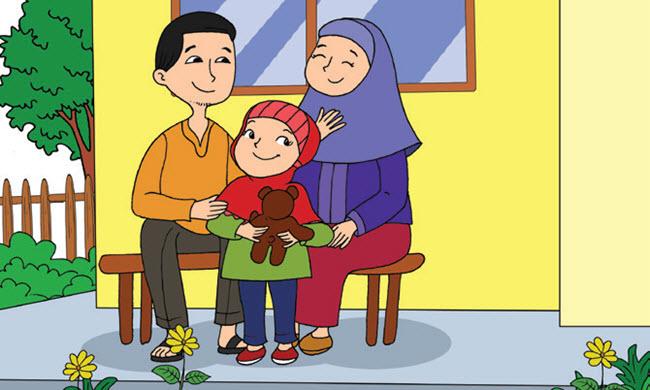 Keluarga Siti