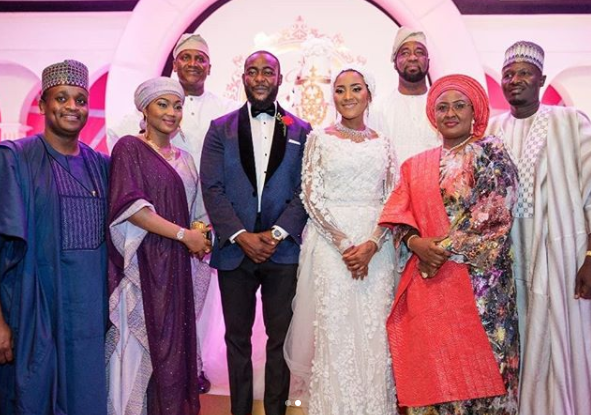 Photos from the grand wedding finale of Africa's richest man, Aliko Dangote's daughter's wedding in Lagos