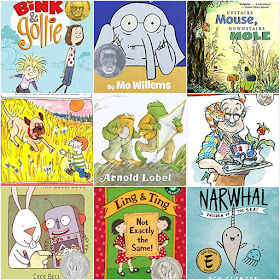 List of Easy Chapter books similar to Frog and Toad (books about friendship)