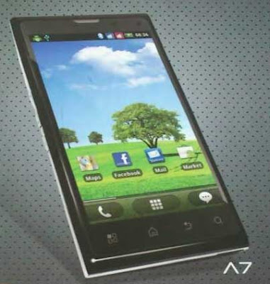 Cross Andromeda A7 Star, Ponsel Android Kamera 5MP Harga Terjangkau