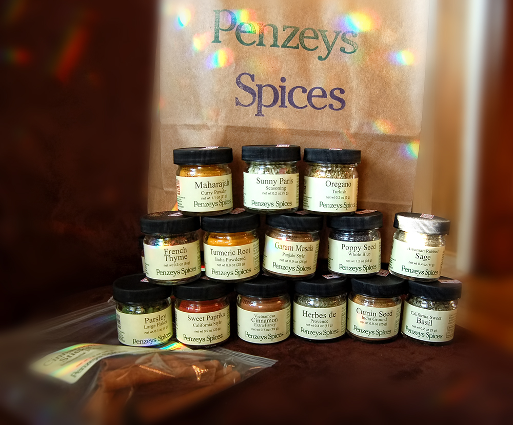 The Queen's Table: Penzeys Spices!