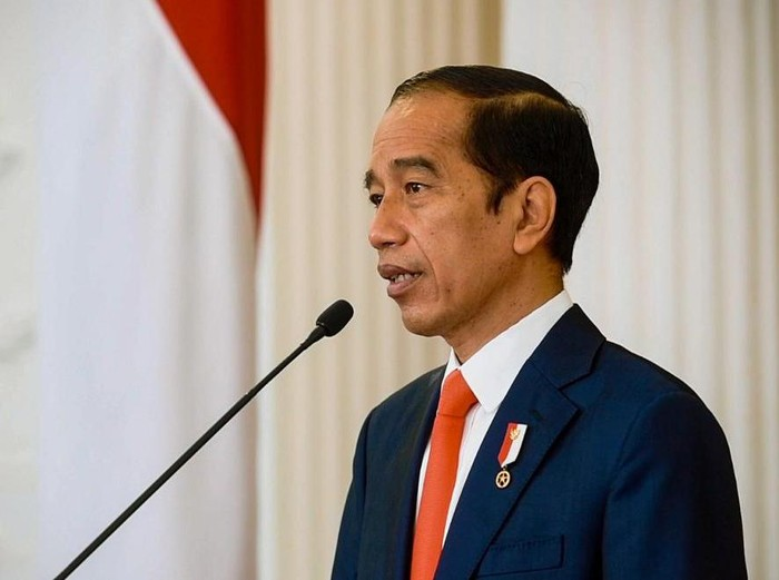 Jokowi Bangga Indonesia Bakal Miliki Pabrik Baterai Listrik Senilai Rp15 T