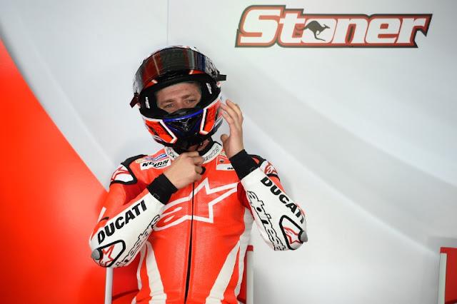berita motogp : Stoner Masih Tidak Mau Gantikan Iannone di Motegi