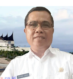 Buyung Lapau: Pembiayaan TSK Bukan Tindak Pidana Korupsi