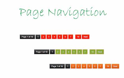 Cara Membuat Next Page Number Di Blogspot