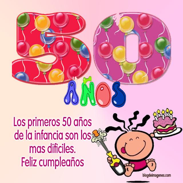 Imágenes Feliz 50 cumpleaños